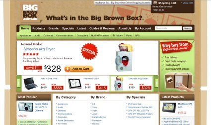 Inspiração para desenhos de lojas online