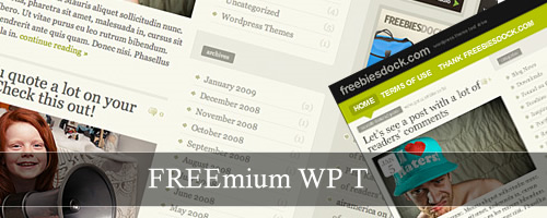 FREEmium – Um Bonito Theme WordPress