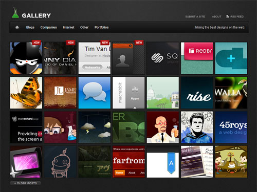 Gallery – Theme WordPress