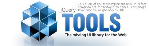 jQuery Tools – Muitos efeitos para seus projetos Online