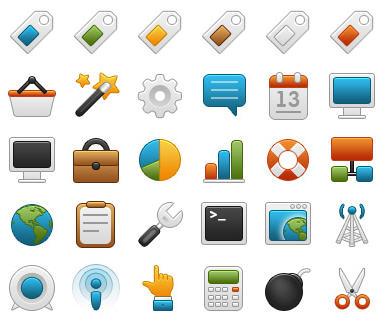 50 set de ícones