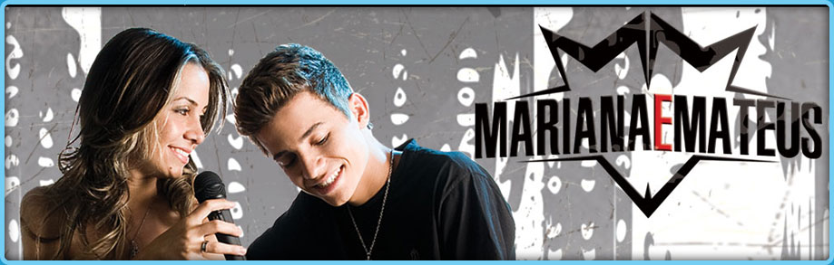 Site Oficial Mariana & Mateus – WordPress
