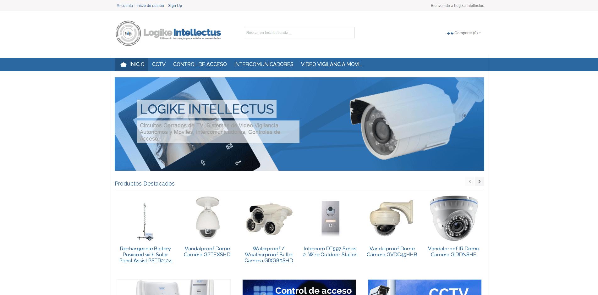 Criação da loja virtual Logike Intellectus